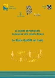 Quadri Lazio.pdf - EpiCentro - Istituto Superiore di Sanità