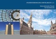 Internationales Forum EU-Kartellrecht - Studienvereinigung ...