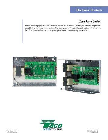 zone valve control taco hvac?quality=85 zone controls wire guide j8680 rev taco hvac