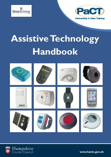 Download the Assistive Technology Handbook