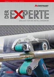 Der Experte - Metallhandwerk - Zweygart