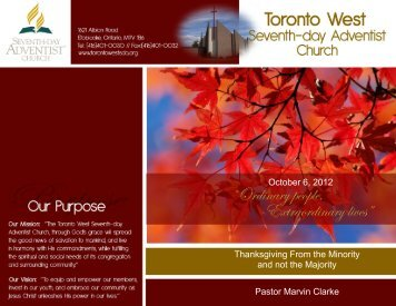 Bulletin Sabbath October 6, 2012.pdf - Toronto West Seventh Day ...