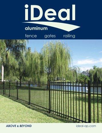 USA - Ideal Aluminum Products