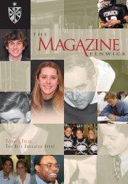 Spring 2007 - Fenwick High School