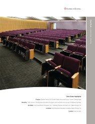 Case Study Highlights C a s e S tu d y L o u is ia ... - American Seating
