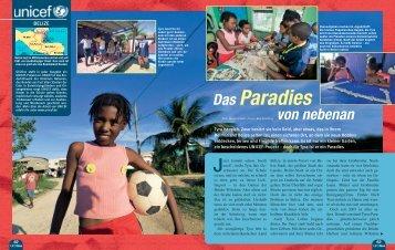 Das Paradies - younicef.de