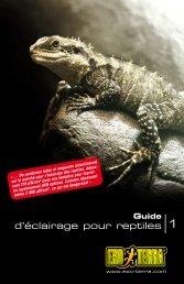 Télécharger le guide d'éclairage pour reptiles - Hagen - Rolf C ...