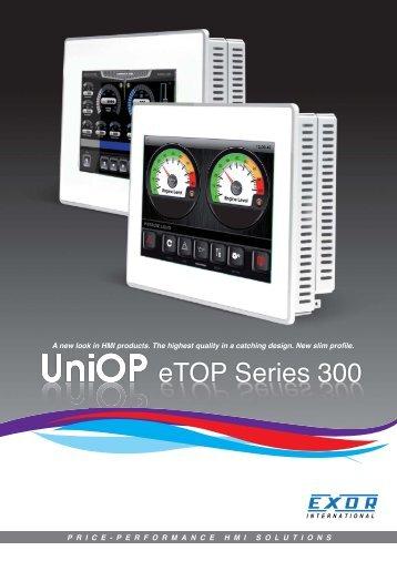 eTOP Series 300 e O Se es300 - Merkantile