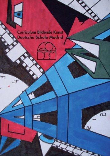 Curriculum Bildende Kunst Deutsche Schule Madrid