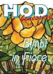 Hod Benessere n° 43 - Maggio 2007 - Anno X - Periodico ...