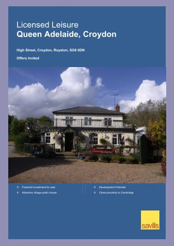 view a PDF version - Savills