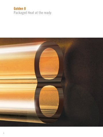 Golden 8 Packaged Heat at the ready - Heraeus Noblelight, Inc.