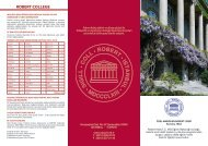 2012-13 rc brosur - Robert College of Istanbul - Robert Kolej