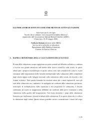 1-24 gli indicatori di istituto come strumento di aut - Norberto Bottani