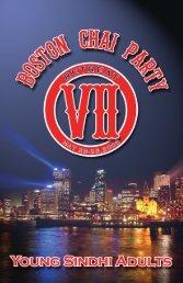 Retreat VII - Boston - YoungSindhiAdults.org