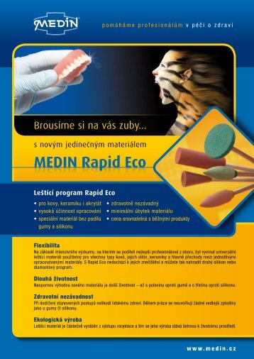 MEDIN Rapid Eco - MEDIN, as