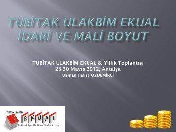 Milyon TL - ekual - Ulakbim
