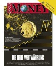 Focus Money Sonderdruck - SOLIT Kapital GmbH