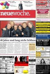40 Jahre und lang nicht Schluss - Heidenheimer Zeitung