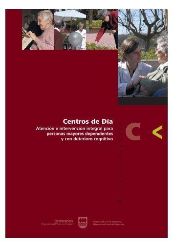 atención e intervención integral para personas mayores