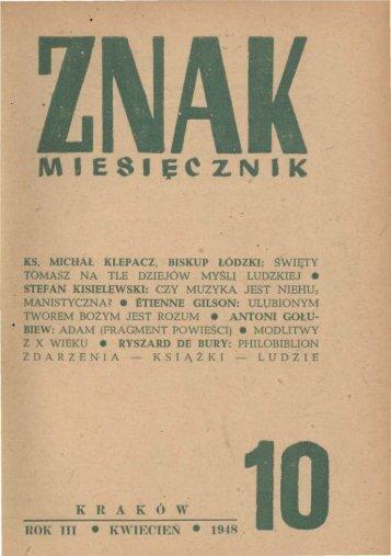 nr 3 (10) - Znak
