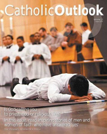 "Download the ""Catholic Outlook August 2010"" - Catholic Diocese of ..."