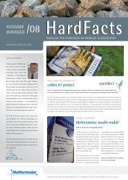 HardFacts 2, Ausgabe Intergeo 2008 (636 kB) - Robust-pc.de