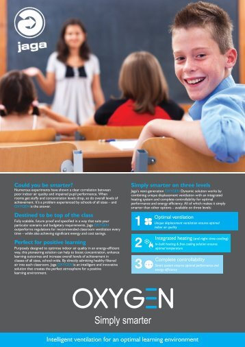 Oxygen booklet - Jaga