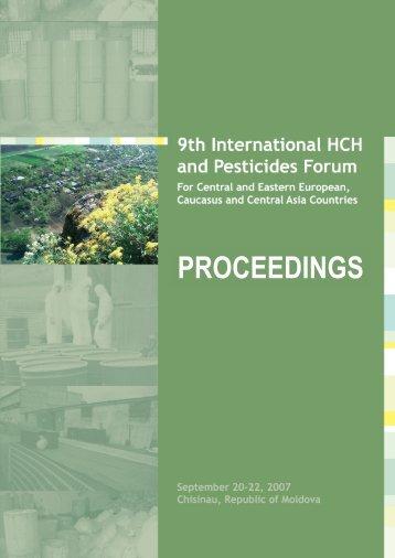 9th HCH Forum Book - part1 - IHPA