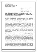 Instruks om innføring av internkontroll og systemrettet tilsyn med det ... - Page 2