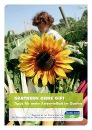 Gärtnern ohne Gift - Global 2000