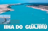 'The FlaTwaTer Sea' - Ilha do Guajiru