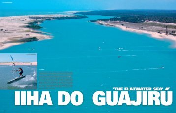 'The FlaTwaTer Sea' - Ilha do Guajiru
