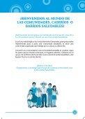 pasos para lograr una comunidad saludable - Bvs.minsa.gob.pe - Page 5