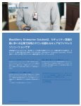 BlackBerry Enterprise Solution Security - Page 2