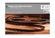 Digitale Bildaufnahme Farbwiedergabe In Den - IDD - Technische ...
