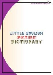 Anglisht me foto dhe fjali - Little Explorers Picture Dictionary ...