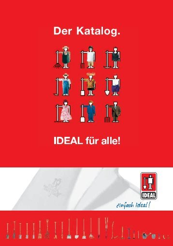 The Catalogue - IDEAL for Everyone! - Idealspaten