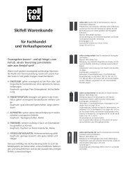 Skifell Warenkunde - Koch alpin GmbH