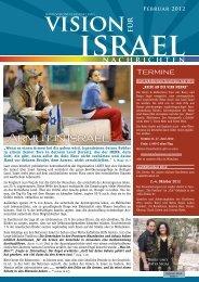 mit Bildern in Druckqualität - 1,2 MByte - Vision für Israel