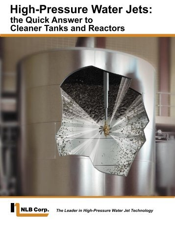 Tank Cleaning Brochure - NLB Corporation
