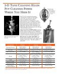 Tank Cleaning Brochure - NLB Corporation - Page 3