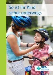 Sicher mit dem Rad zur Schule - Fürs Klima auf Tour