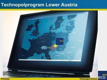 Technopol Krems - Change on Borders
