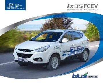 Hyundai ix35 FCEV Brochure - Scandinavian Hydrogen Highway ...