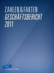 Zahlen & Fakten 2011 - Vereinigte Wohnstätten 1889 eG