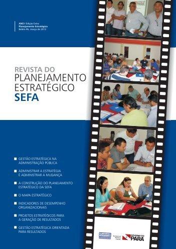 Revista - Sefa - Governo do Estado do Pará