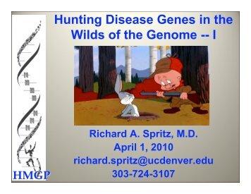 Evolution Genomics Biodiversity Genes I Apr 2010