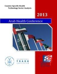 Middle East Health Technology - Kallman Worldwide Inc.