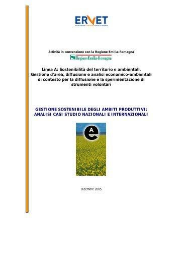 analisi casi studio nazionali e internazionali - Tecnologie Pulite